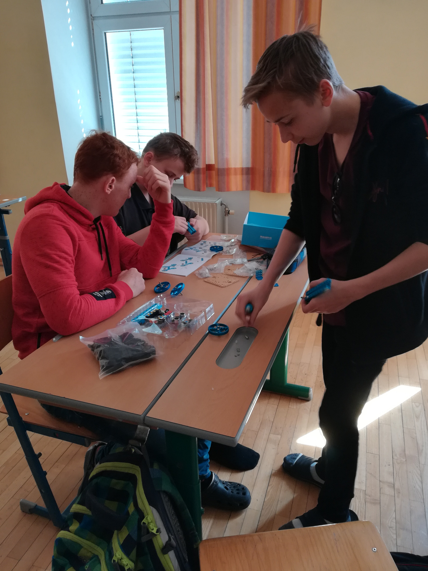 Workshop Programmieren - Bild 2